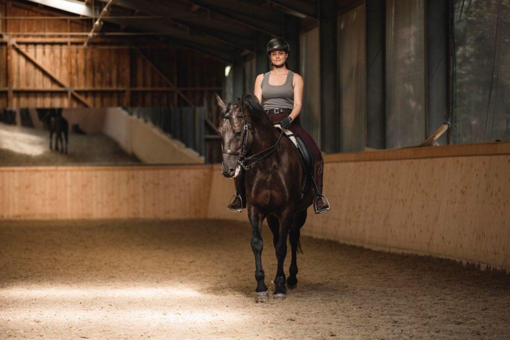 Reitunterricht & Beritt_ equiprana Pferdetraining